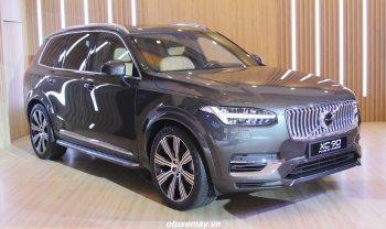 Volvo XC90 T8 Recharge 2020 giá 4,6 tỷ đồng tại Việt Nam có những gì?