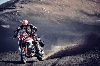 Ducati Multistrada V4 trình làng với nhiều công nghệ hàng đầu