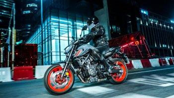 Yamaha MT-07 2021 ra mắt với thiết kế đậm chất đường phố