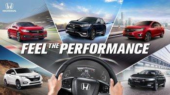 """Honda Việt Nam công bố Chiến dịch """"Feel The Performance"""""""