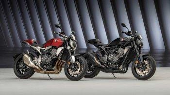 Honda CB1000R phiên bản 2021 ra mắt với ngoại hình mới