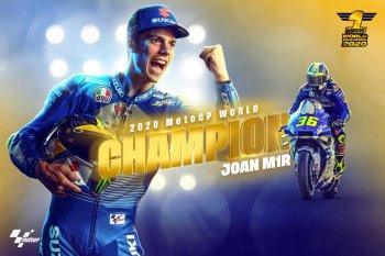 Joan Mir chính thức trở thành nhà vô địch MotoGP 2020