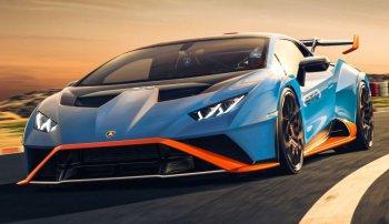 Lamborghini Huracan STO – siêu xe đua xuống phố
