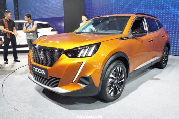 Ra mắt SUV Peugeot 2008 GT Line 2021 giá 829 triệu đồng, đối đầu Toyota Corolla Cross, Hyundai Kona
