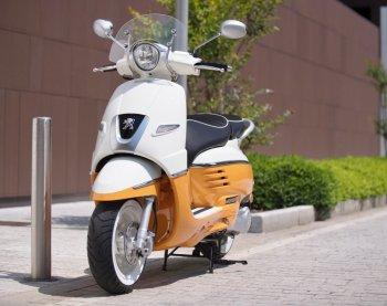 Chi tiết xe tay ga Peugeot Django 2021 giá 68 triệu đồng, đối thủ của Honda SH Mode