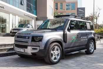 """Land Rover Defender mới – """"lột xác"""" từ ngoài vào trong"""