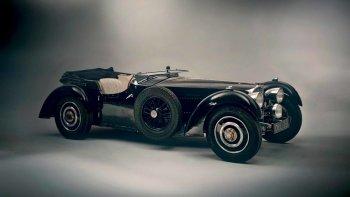Chiếc Bugatti năm 1937 với khung gầm hiếm có sắp được đấu giá lên đến 9,5 triệu USD