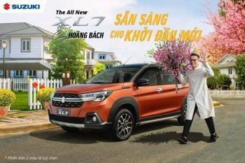 """""""Chốt hạ"""" 2020 với doanh số lập đỉnh, Suzuki phát lộc ưu đãi mừng năm mới"""