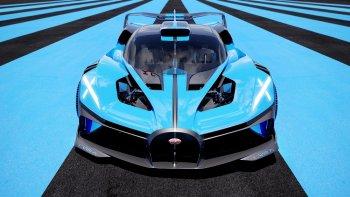 Bugatti Bolide: Siêu xe 1.850 mã lực giảm trọng lượng đáng kinh ngạc