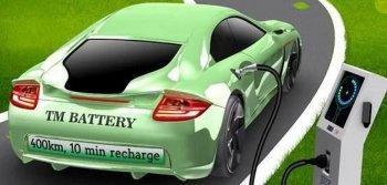 Khi ôtô điện tăng tốc như xe sang
