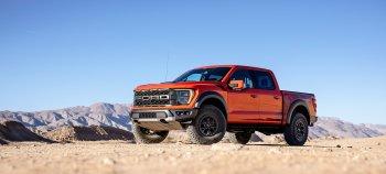 """""""Khủng long"""" Ford F-150 Raptor 2021 chính thức ra mắt"""