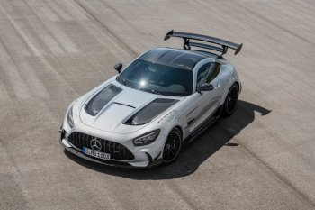 Mercedes-AMG GT Black Series 2021 – hàng độc mạnh nhất lịch sử xe AMG