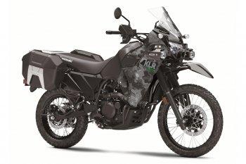 Kawasaki sẽ hồi sinh Adventure việt dã KLR 650 vào năm 2022