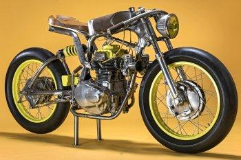 """Tác phẩm nghệ thuật đương đại mang tên """"Honda CB360 Titan One"""""""