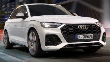 Audi SQ5 2021 nâng cấp thỏa mong đợi của tín đồ công nghệ mới
