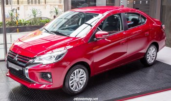 Ra mắt Mitsubishi New Attrage CVT Premium giá 485 triệu đồng