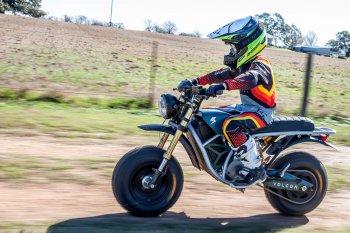 Volcon Runt 2021: Môtô điện dành cho các biker nhí