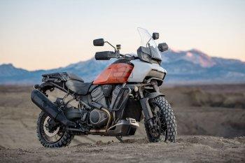 """Adventure """"cơ bắp Mỹ""""- Harley Davidson Pan America chính thức ra mắt"""