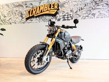 Chi tiết Ducati Scrambler 1100 2021 đắt tiền nhất tại Việt Nam, giá 536 triệu đồng