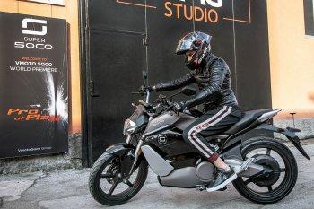 Tay đua 3 lần vô địch MotoGP- Jorge Lorenzo quay lại với dự án xe điện hoàn toàn mới