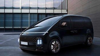 MPV dành cho gia đình Hyundai Staria có thể sớm ra mắt trong năm nay