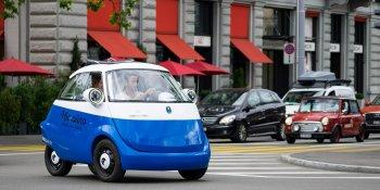 """Ôtô điện mini sẽ """"khuynh đảo"""" thị trường trong tương lai?"""
