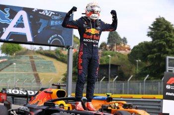 Chặng 2 mùa giải F1 2021: Max Verstappen giành chiến thắng thuyết phục tại Emilia Romagna GP