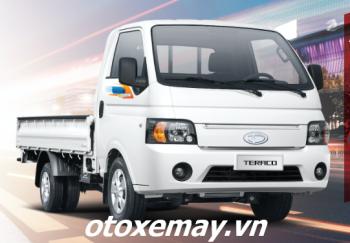 Thêm mẫu xe Daehan Tera180 và Tera150 2021 cạnh tranh trong phân khúc xe tải nhỏ