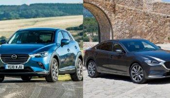 Mazda 6 và CX-3 bị khai tử