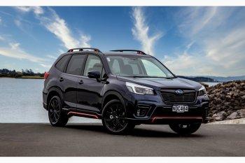 Chào Hè với ưu đãi giảm tới 159 triệu đồng cho khách hàng của Subaru