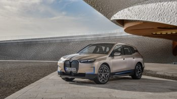 """Ôtô điện iX của BMW thay âm thanh động cơ bằng nhạc  giao hưởng """"tự soạn"""""""