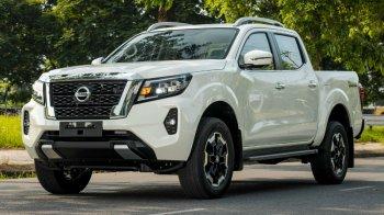 So sánh xe bán tải Nissan Navara tại Việt Nam với bản nâng cấp 2021