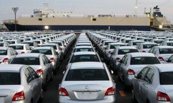 Ô tô nguyên chiếc nhập khẩu tăng nhẹ trong tháng 5/2021