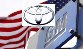 Toyota vượt mặt GM ngay tại thị trường Mỹ