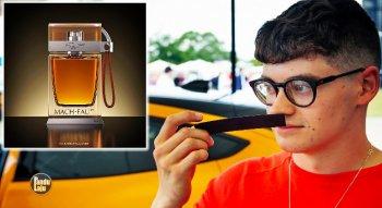 Ford giới thiệu nước hoa mùi xăng dành cho người đi ôtô điện