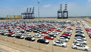 Ô tô nguyên chiếc nhập khẩu tháng 6 lại giảm nhẹ
