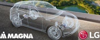 LG tham gia sản xuất linh kiện, ôtô điện