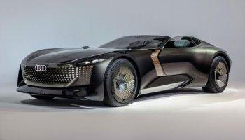 Mẫu xe Skysphere mới của Audi có thể… thay đổi hình dạng?