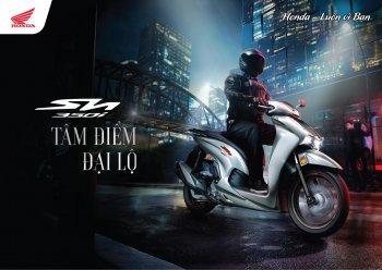 Honda SH350i lắp ráp tại Việt Nam giảm một nửa giá