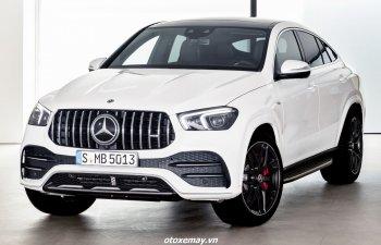 """""""Đồ chơi"""" trên SUV Mercedes-AMG GLE 53 4MATIC+ Coupe 2021, tầm giá 5,3 tỷ đồng"""