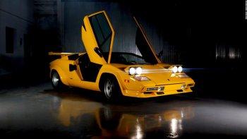 Xe động cơ hybrid trị giá 2,6 triệu USD Lamborghini Countach sắp ra mắt