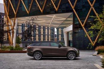 Lựa chọn mới cho Range Rover Velar – Lịch lãm và an toàn