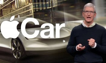 Apple sản xuất xe điện Apple Car năm 2024
