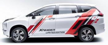 Công nghệ trên Xpander AT bản đặc biệt 2021 giá 630 triệu đồng