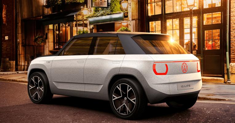 VW tiết lộ mẫu SUV cỡ nhỏ chạy điện giá rẻ