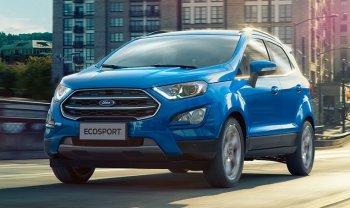 Xe Ford EcoSport bị triệu hồi tại Việt Nam
