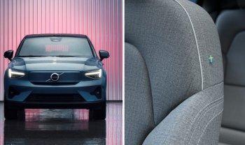 Volvo thay thế toàn bộ da trong nội thất ô tô bằng vật liệu mới
