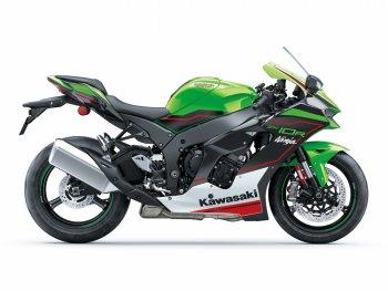 Công nghệ trên môtô Kawasaki Ninja ZX-10R và Ninja H2 Carbon 2021 giá từ 729 triệu đồng