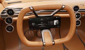 Hyundai tính chuyện tích hợp đồng hồ kỹ thuật số vào vô lăng