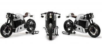 Savic Motorcycles đặt mục tiêu sản xuất môtô điện